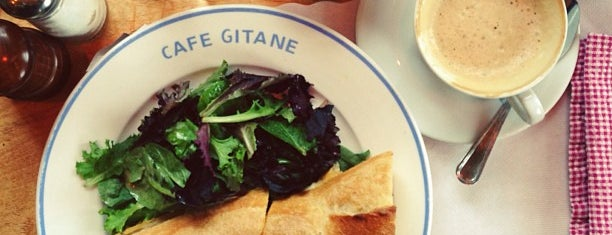 Cafe Gitane at The Jane Hotel is one of NYC's Must-Eats, Brunch.