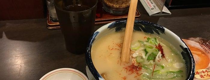 ラーメン万代 is one of ラーメン(東京都内周辺).