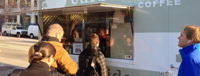 Curbside Coffee Cart is one of San Francisco Caffeine Crawl.