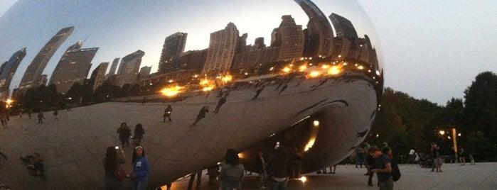chicago spots