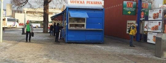 Votická pekárna is one of Food.