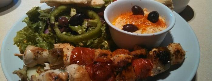 Zoës Kitchen is one of Restaurants.