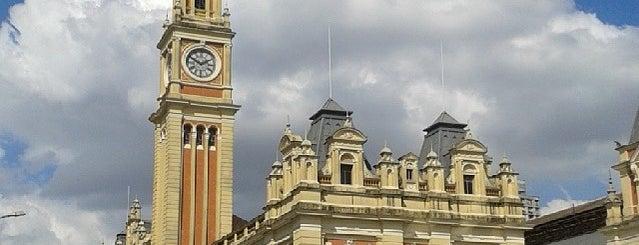 Estação da Luz (Edifício) is one of SP - lugares.