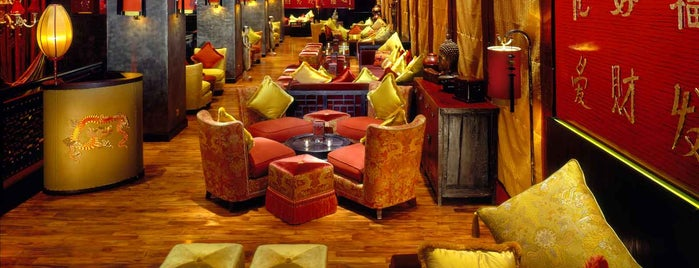 Buddha Bar is one of 2016 - DXB.