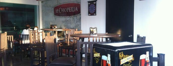 La Chopería is one of Sitios 2016.