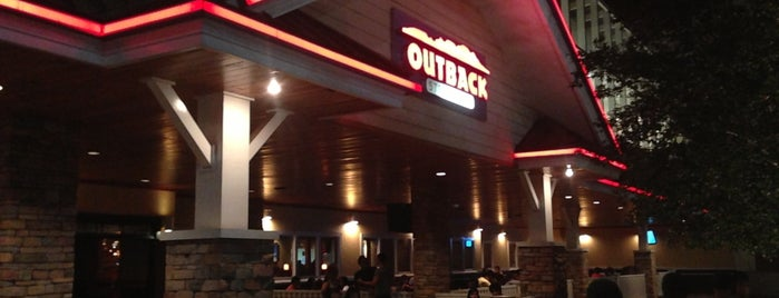 Outback Steakhouse is one of Distrito Federal - Comer, Beber.