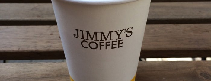 Jimmy's Coffee is one of Coffee.