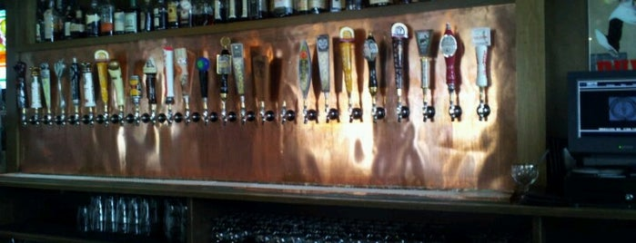 The Tribes Alehouse is one of 2013 Chicago Craft Beer Week venues.