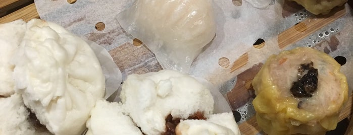 Red Ginger Dim Sum is one of The 15 Best Places for Dumplings in Asheville.
