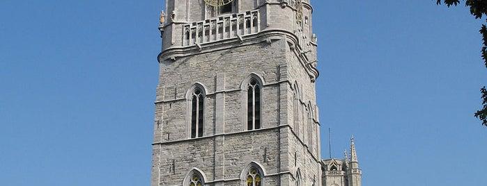 Beffroi is one of Belgium / World Heritage Sites.