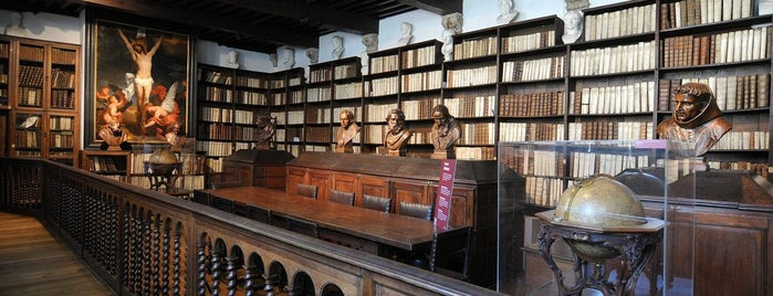 Museum Plantin-Moretus | Prentenkabinet is one of Belgium / World Heritage Sites.