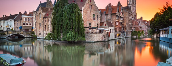 Bruges is one of Belgium / World Heritage Sites.
