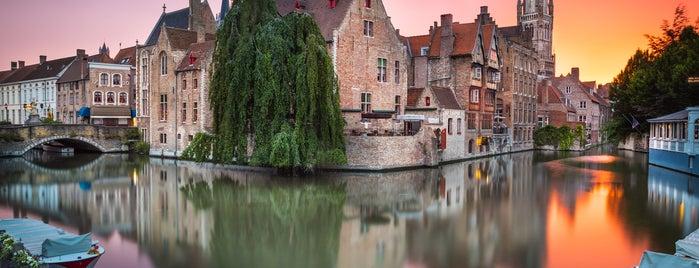 Bruges is one of Belgium / World Heritage Sites.