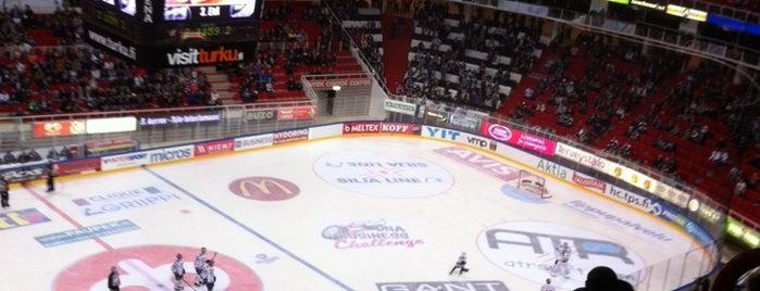 Gatorade Center is one of Best in Turku.
