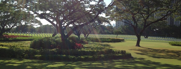 Manila American Cemetery and Memorial is one of Mabuhay ♥.
