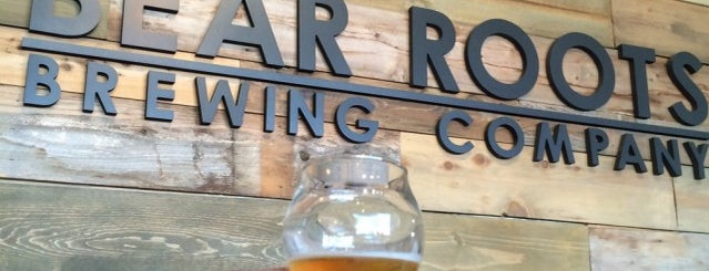 Bear Roots Brewing is one of SD Breweries.