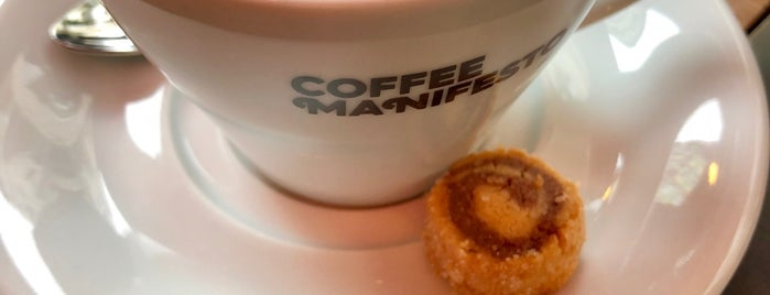 Coffee Manifesto Moda is one of Istanbul.