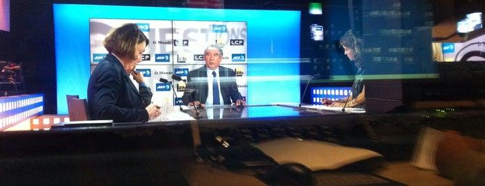 LCP (La Chaîne Parlementaire) is one of Chaînes TV.
