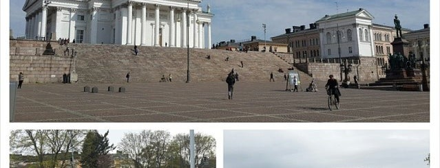 Helsinki is one of World Capitals.