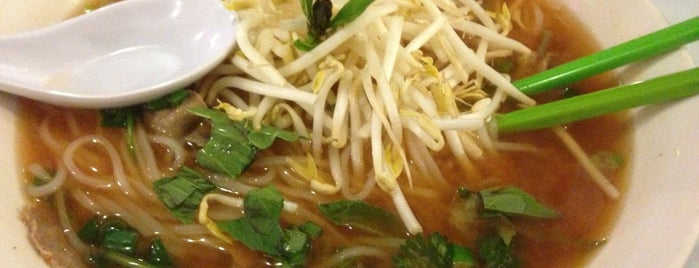 Pho San Marcos is one of SD.