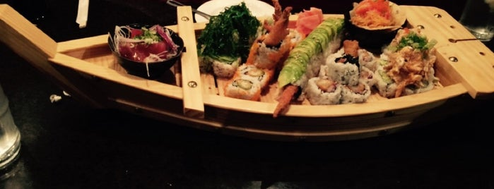 JoTo Thai-Sushi Clearwater is one of Great Restaurants.