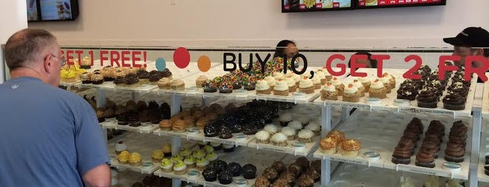 House of Cupcakes is one of Places with specials.