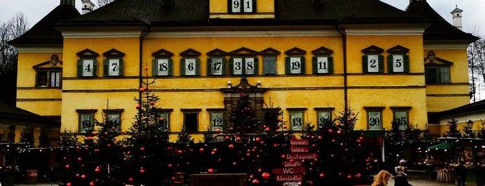Schloss Hellbrunn is one of SALZBURG SEE&DO&EAT&DRINK.