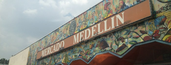 Mercado Melchor Ocampo (Medellín) is one of ¡Restaurantazos!.