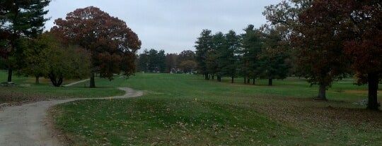 Forest Park Golf Course is one of Must-visit Golf Courses in Baltimore.