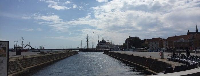 Helsingør is one of Copenhagen.