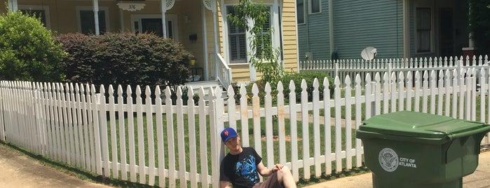 Walking Dead Location: Morgan's House is one of TWD.
