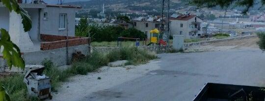 Sanayi is one of Isparta'nın Mahalleleri.