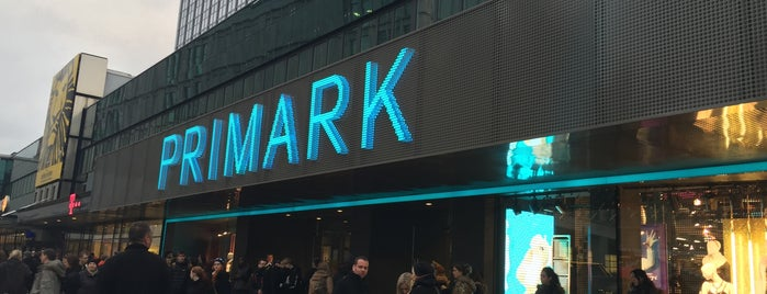 Primark is one of Berlin Shopping.