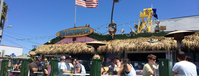 Baja Beach Cafe is one of Dinner.
