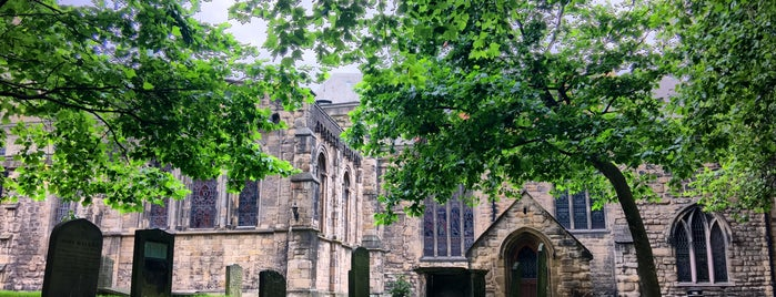 St. Andrews Church is one of Newcastle Upon Tyne.