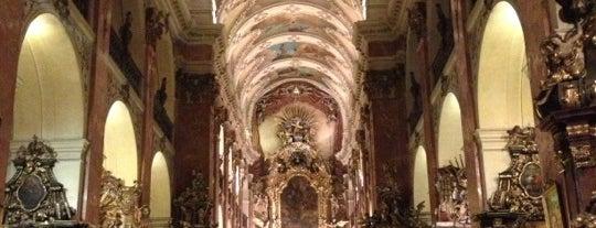 Bazilika sv. Jakuba | Basilica of St. James is one of Prague.
