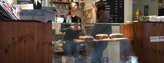Fat Cat Café is one of London.