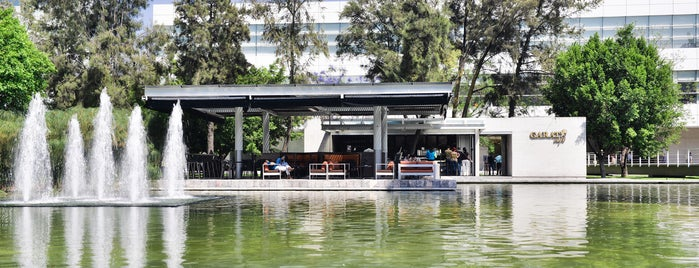 Garat Café is one of Azcapunk.