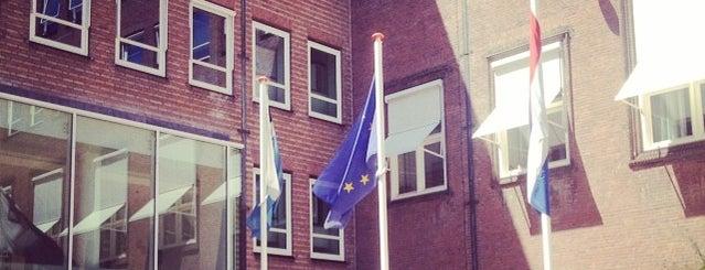Ministerie van Economische Zaken en Klimaat is one of Lezinglocaties.