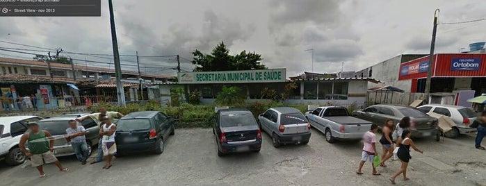 Secretaria de Saúde Igarassu is one of centro.