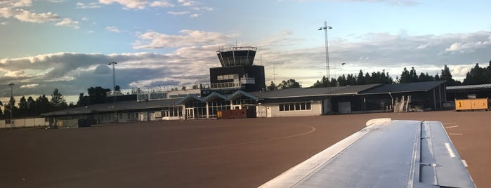 Dala Airport (BLE) is one of Airports - Sweden.