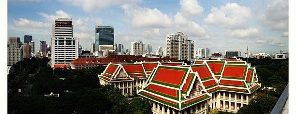 Chulalongkorn University is one of Around Bangkok | ตะลอนทัวร์รอบกรุงฯ.