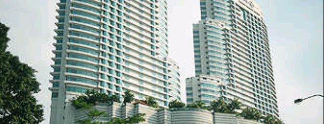 Hilton Kuala Lumpur is one of Hotels I've stayed.