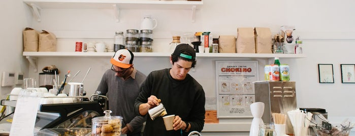 Café Integral is one of New York best coffee shops: the ultimate list.
