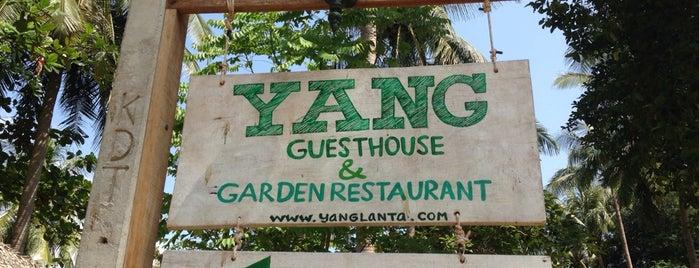 Yang Lanta is one of Koh Lanta TINO.