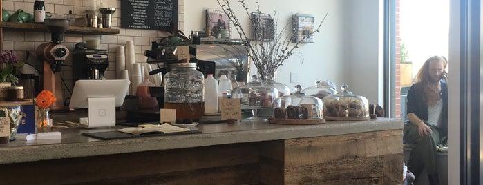 Stonefruit Espresso + Kitchen is one of New York City.