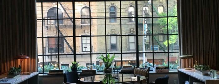 SIXTY SoHo Hotel is one of New York City.
