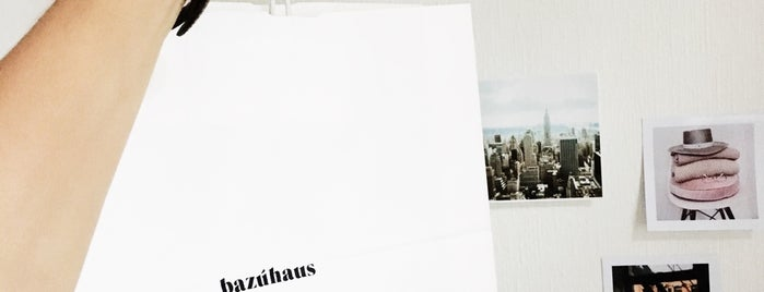 Bazuhaus is one of Kyiv.