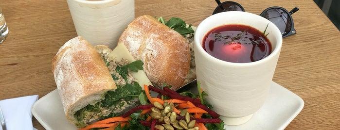 Samovar Tea Lounge is one of San Francisco.