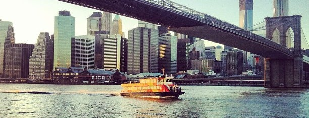 East River Ferry is one of Neighborhood Locales: L.I.C..